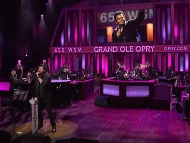Chris Young Tributes Charley Pride With Opry Performance of 'Kiss an Angel Good Mornin''