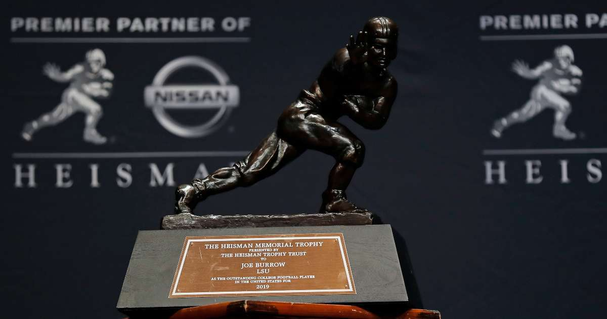 2020 Heisman Trophy Presentation How to Watch What time Channel