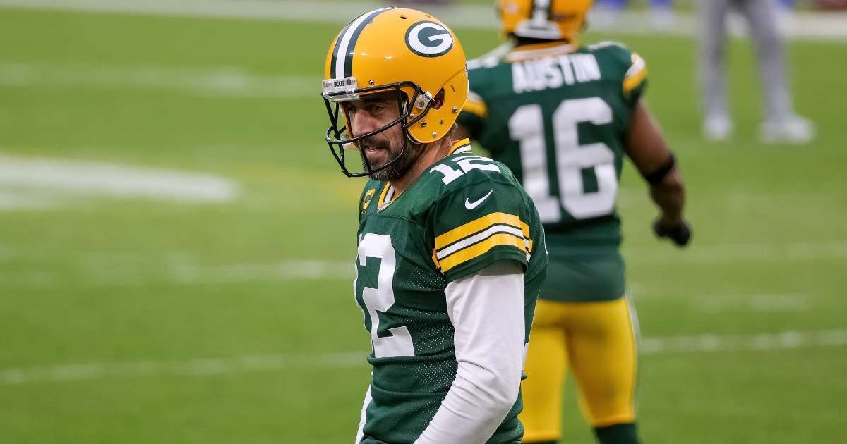 Aaron Rodgers NFL future beautiful mystery