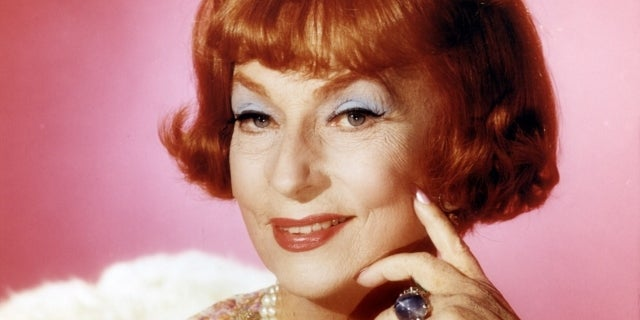 agnes moorehead getty images