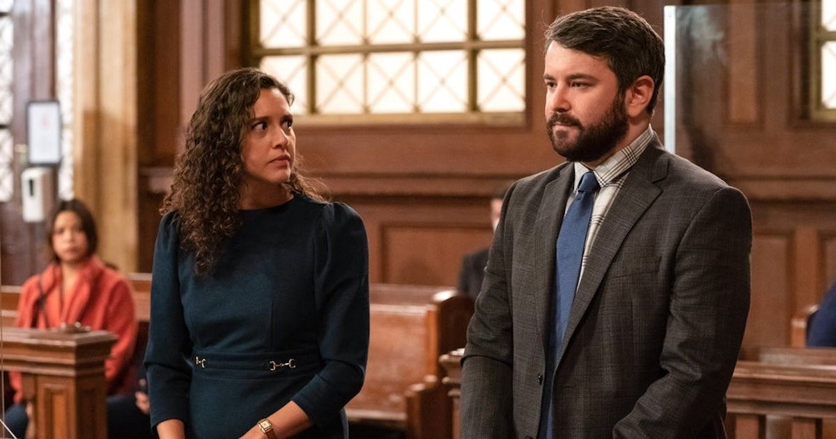'Law & Order: SVU' Guest Star Alex Brightman Shares the Most Exciting Part of Acting with Ice-T and Mariska Hargitay (Exclusive)