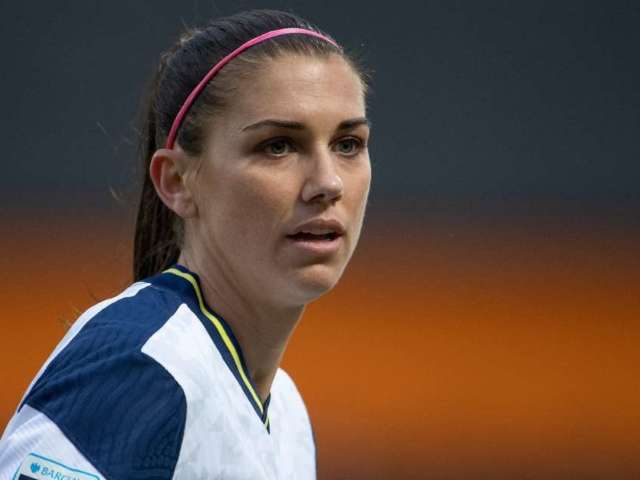 Alex Morgan and Her Family Test Positive for COVID-19 Months After Soccer Star Gives Birth