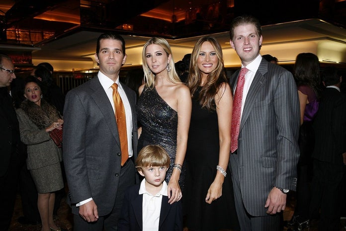 barron-trump-siblings-2009