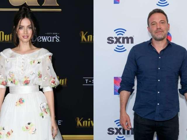 Ben Affleck and Ana de Armas Alleged Split Sends Social Media Into Frenzy