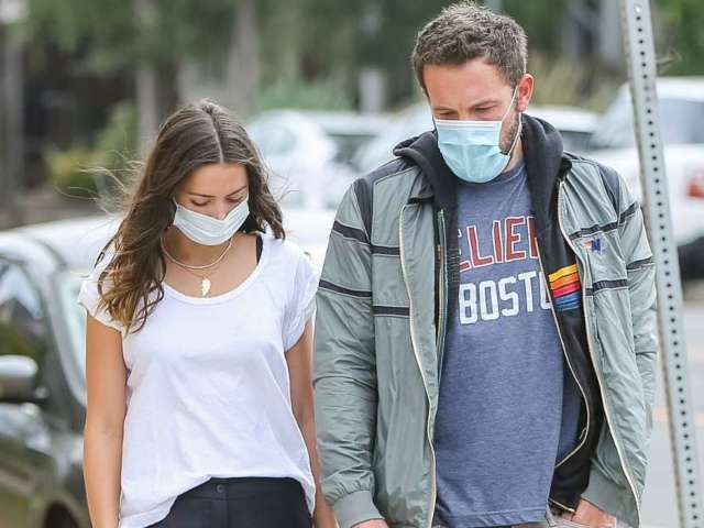 Ben Affleck and Ana de Armas Reportedly Split Only One Month After Moving in Together
