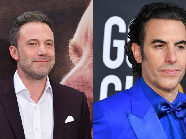 Ben Affleck and Sacha Baron Cohen Venture into NSFW Territory During 'Full Frontal' Conversation