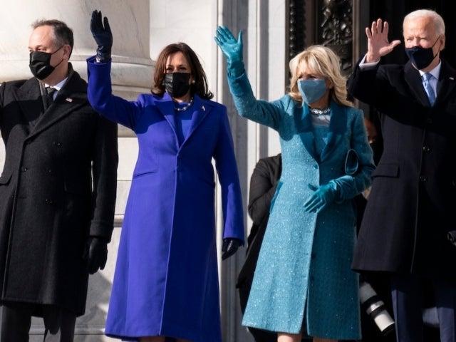 Inauguration 2021: All the Best Looks From Joe Biden and Kamala Harris' Swearing-In