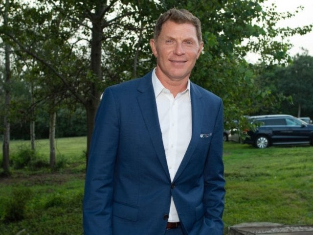 Bobby Flay Reveals His 'Serious Weakness' Food Amid His New Show on Discovery+ (Exclusive)