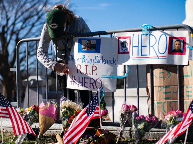 Fundraiser for Brian Sicknick, Capitol Police Officer Who Died in Pro-Trump Riot, Raises More Than $250,000