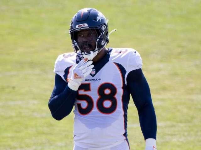 Broncos' Von Miller Under Criminal Investigation by Denver Police
