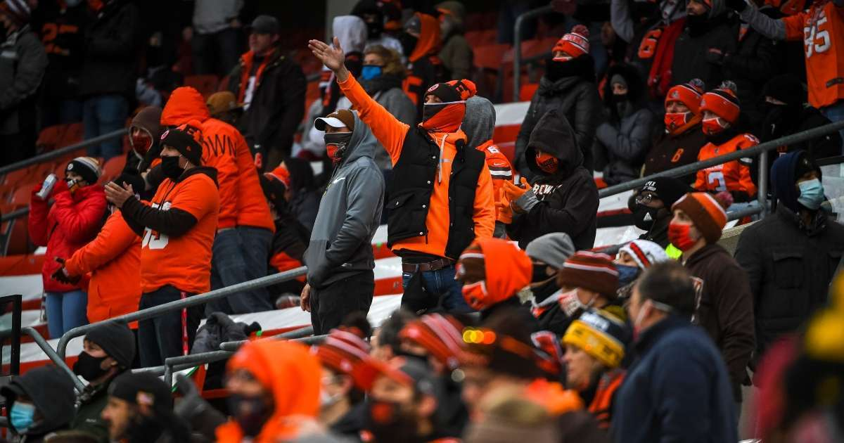 Browns fan dying cancer gets wish to attended playing clinching game vs Steelers
