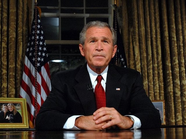 Capitol Insurrection: George W. Bush Condemns 'Sickening' Attack