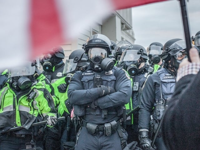 Capitol Police Chief Steven Sund Resigns After Heavy Criticism Over Riot Response
