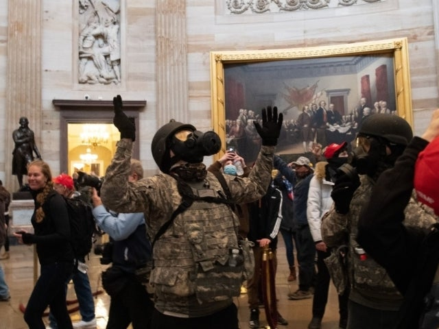 Eugene Goodman: What to Know About Capitol Police Officer Who Lured Rioters Away From Senate