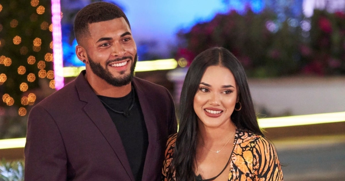 cely vazquez johnny middlebrooks love island cbs getty images