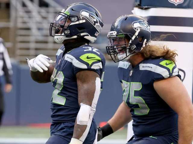 Seahawks' Chad Wheeler Arrested on Domestic Violence, Assault Charges