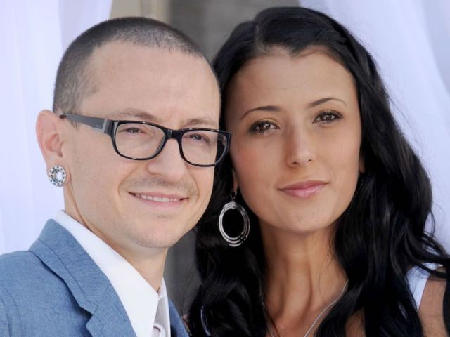Chester Bennington's Widow Divorcing New Husband After 1-Year Marriage