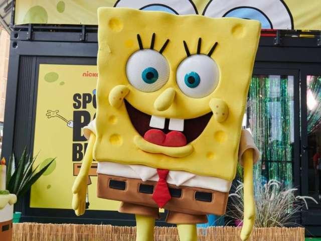 Chicago Radio Station Interviews SpongeBob SquarePants Ahead of Nickelodeon Bears-Saints Wild Card Game