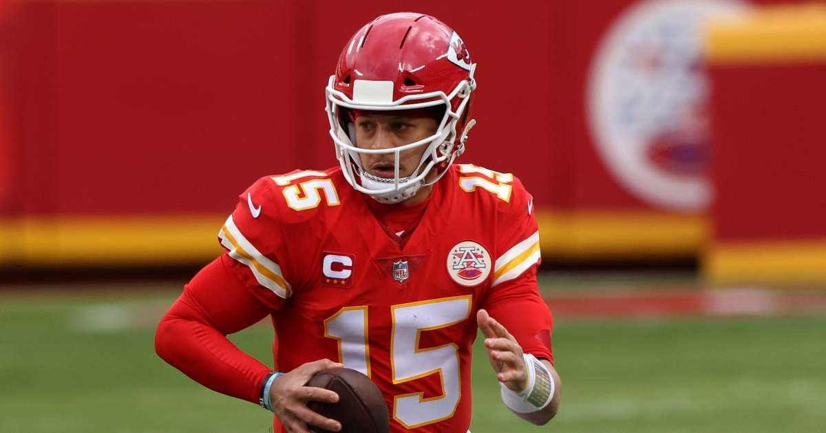 Chiefs say Patrick Mahomes doing great suffering concussion playoff game Browns