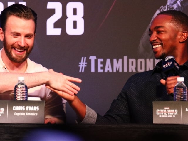 Anthony Mackie Jokes Who Has a 'Better A—' Between Him and Chris Evans