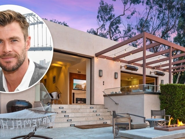 Tour Chris Hemsworth's $4.25M Malibu Mansion Shared By Brothers Liam and Luke