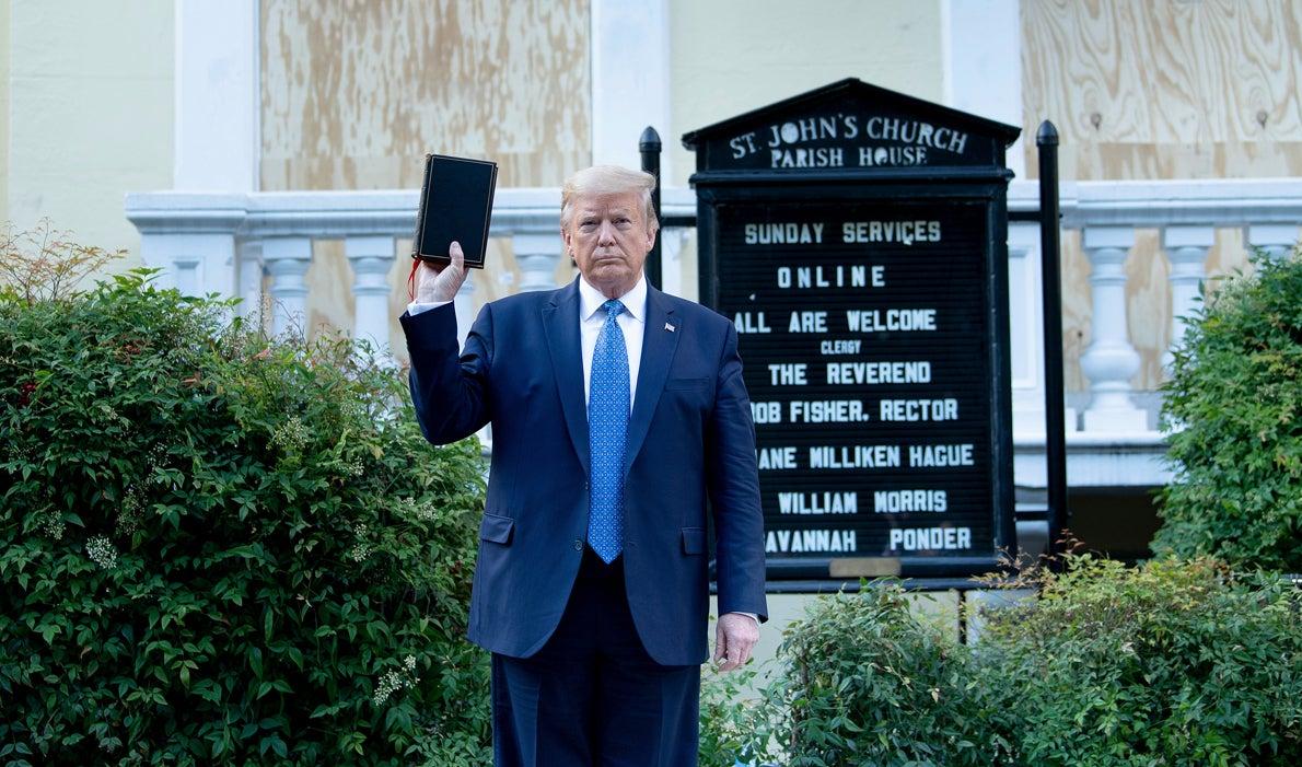 church-trump-blm