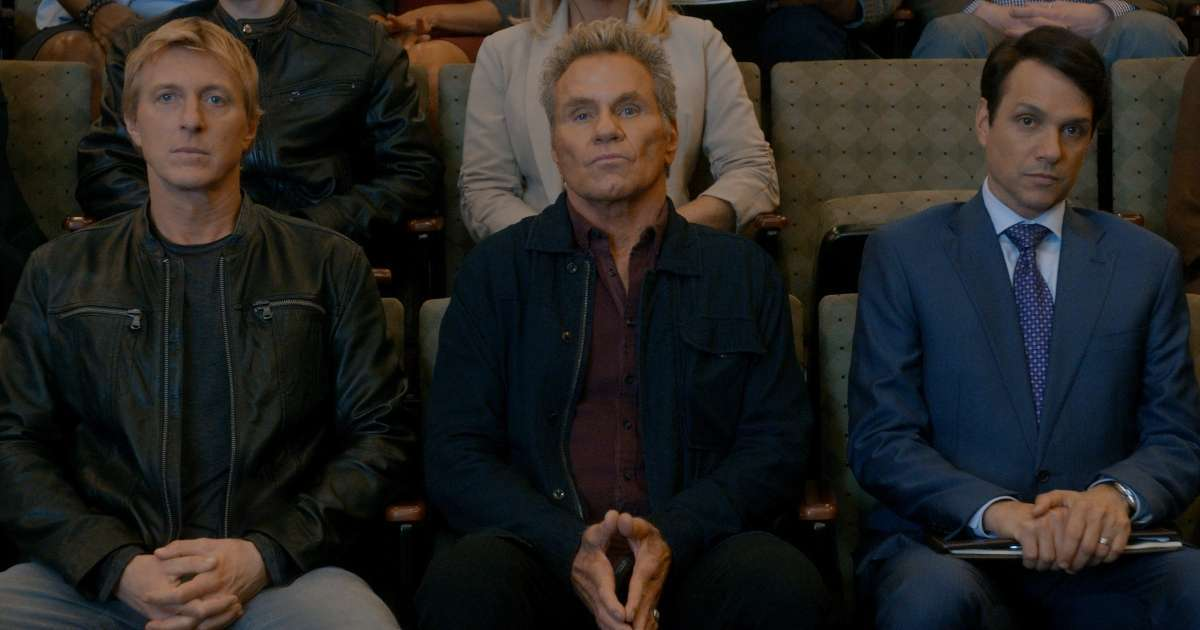 Cobra Kai Netflix announces massive viewing numbers season 3