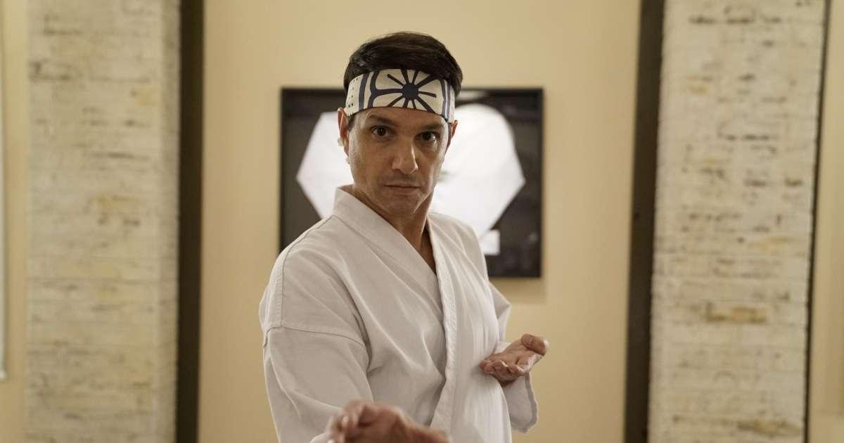 Cobra Kai Ralph Macchio reveals backup plan Elisabeth Shue couldn't return Season 3