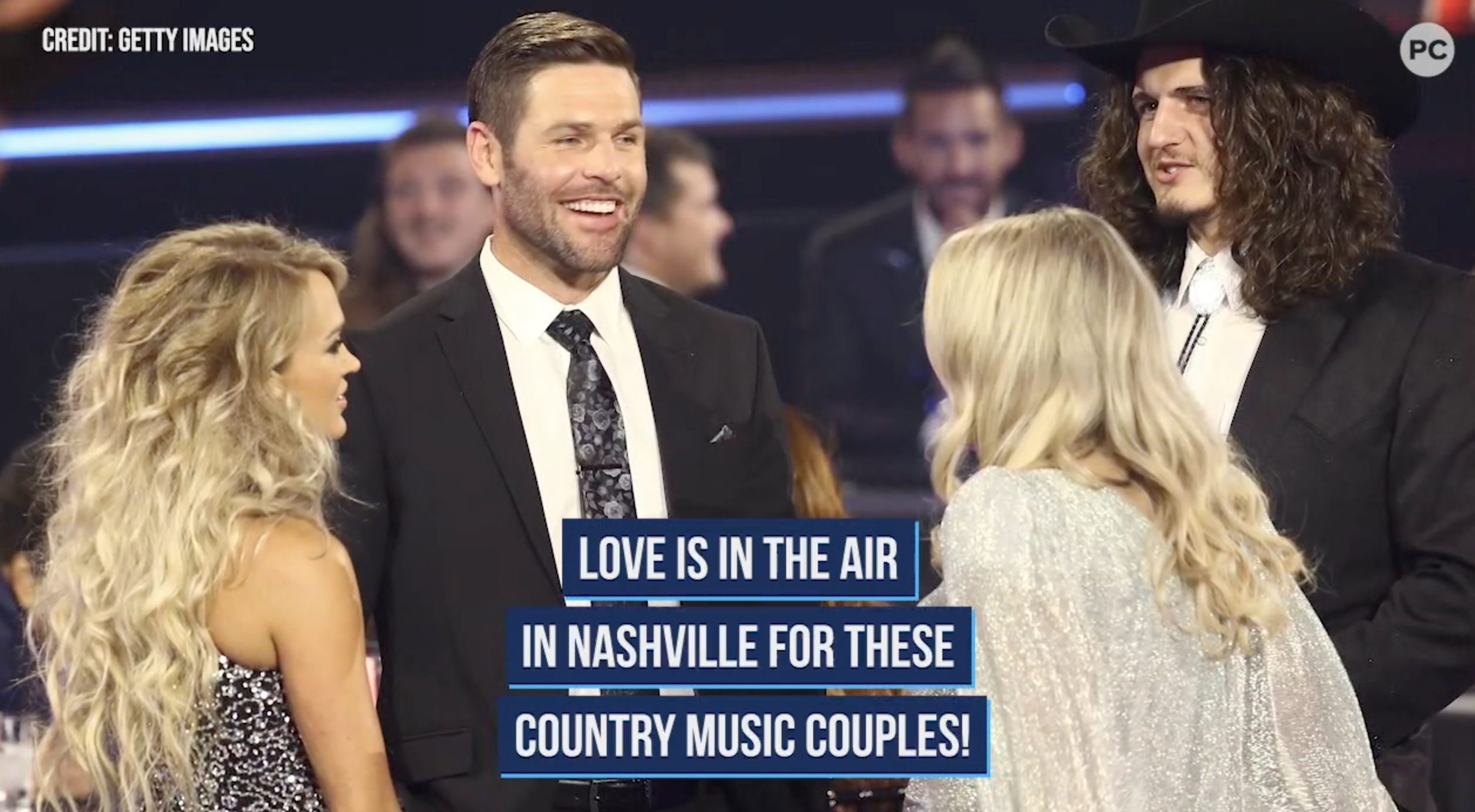 Country Music's Sweetest Couples