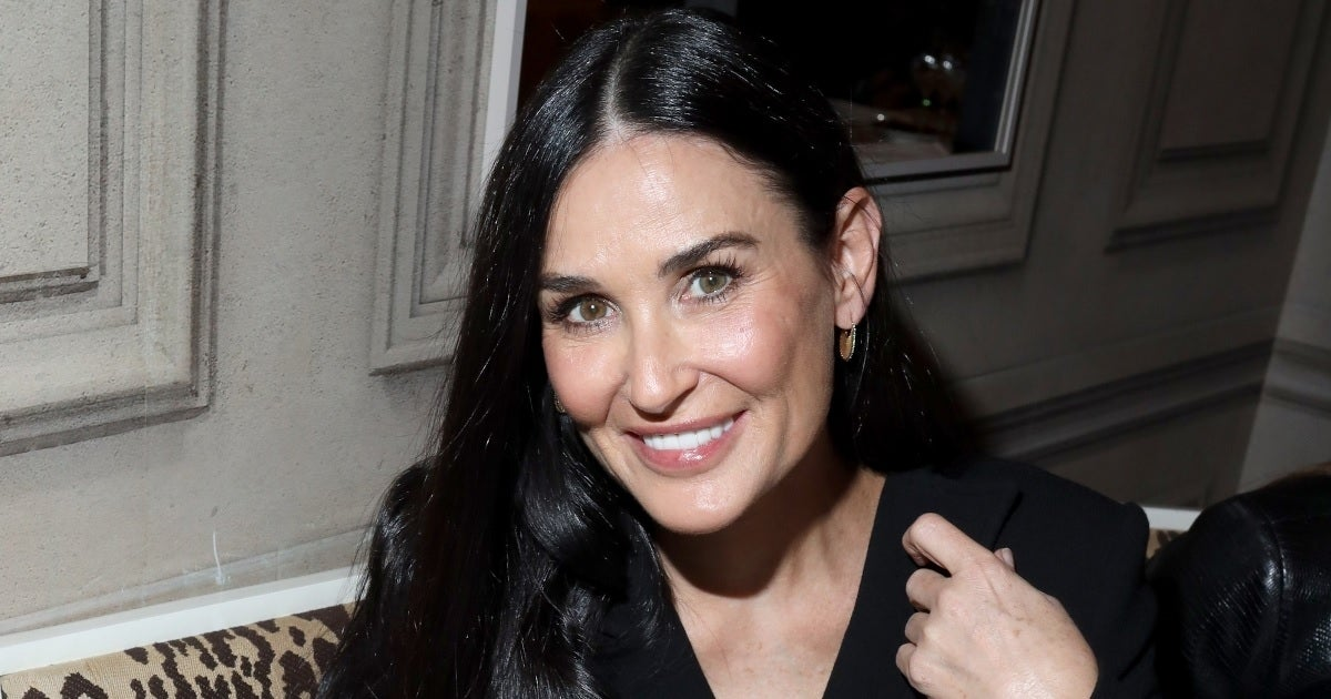 demi moore getty images