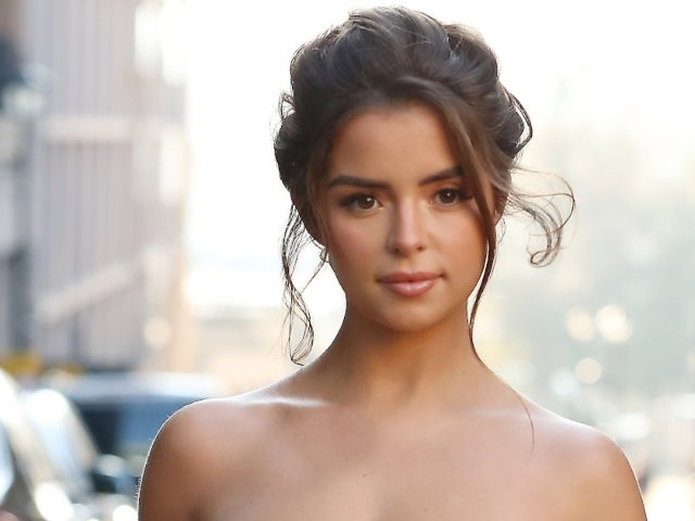 Demi Rose Is a Blossoming Beauty in New Corset-Hugging Photo