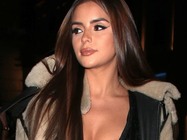 Demi Rose Enters Fans Dreams in New Pigtails Snap