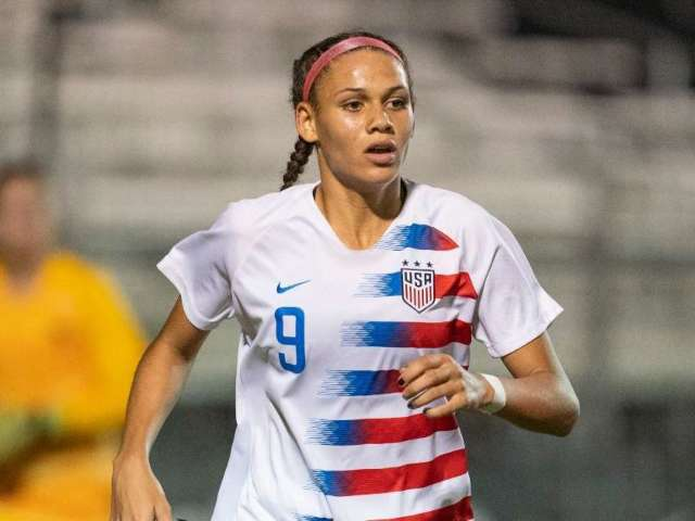Dennis Rodman's Daughter Trinity Picked 2nd in NWSL Draft