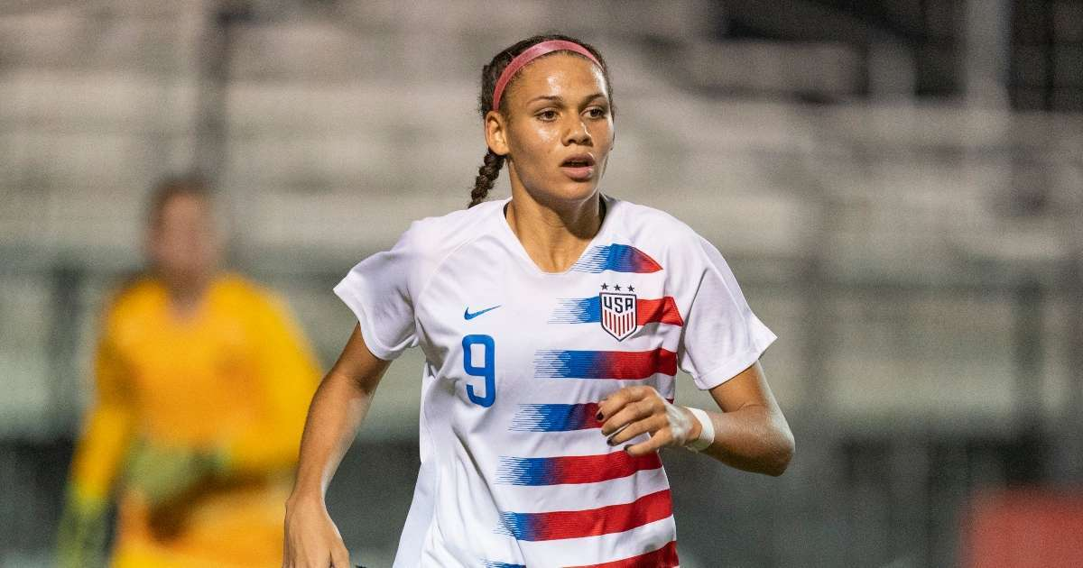 Dennis Rodman daughter trinity picked 2nd in NWSL Draft