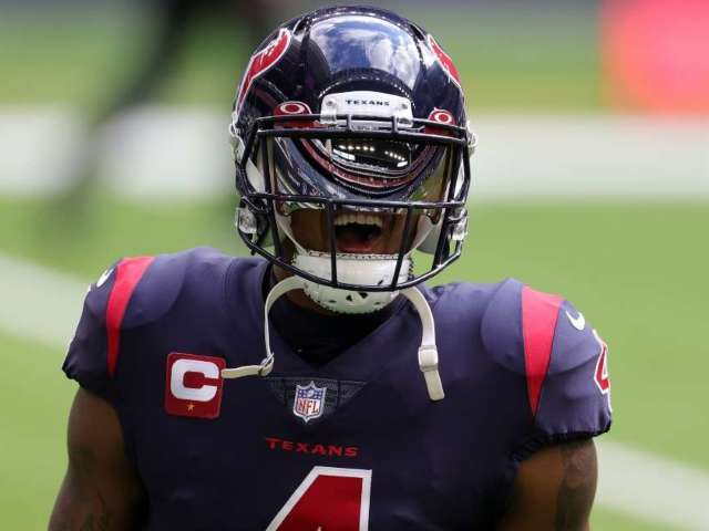 Deshaun Watson Requests Trade From Texans, According to Report