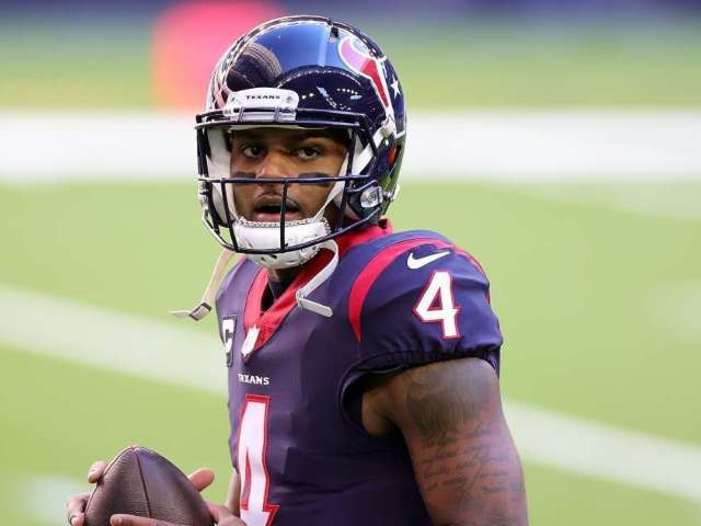 Deshaun Watson Asks Texans Fans Not to Protest on His Behalf