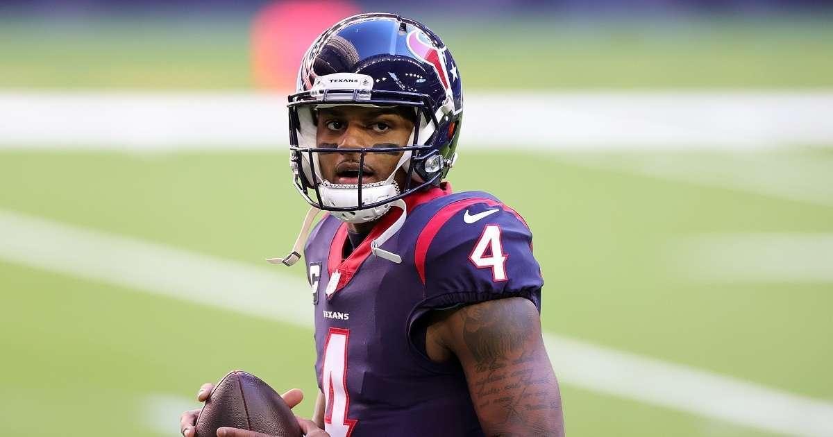 Deshuan Watson asks Texans fans not protest behalf