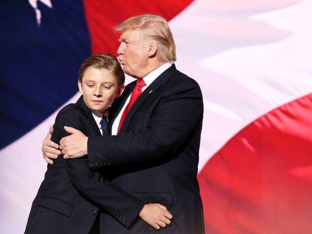 Barron Trump: Photos Through the Years