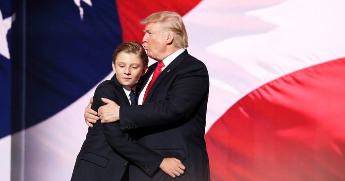 donald-trump-barron-rnc-2016-Getty