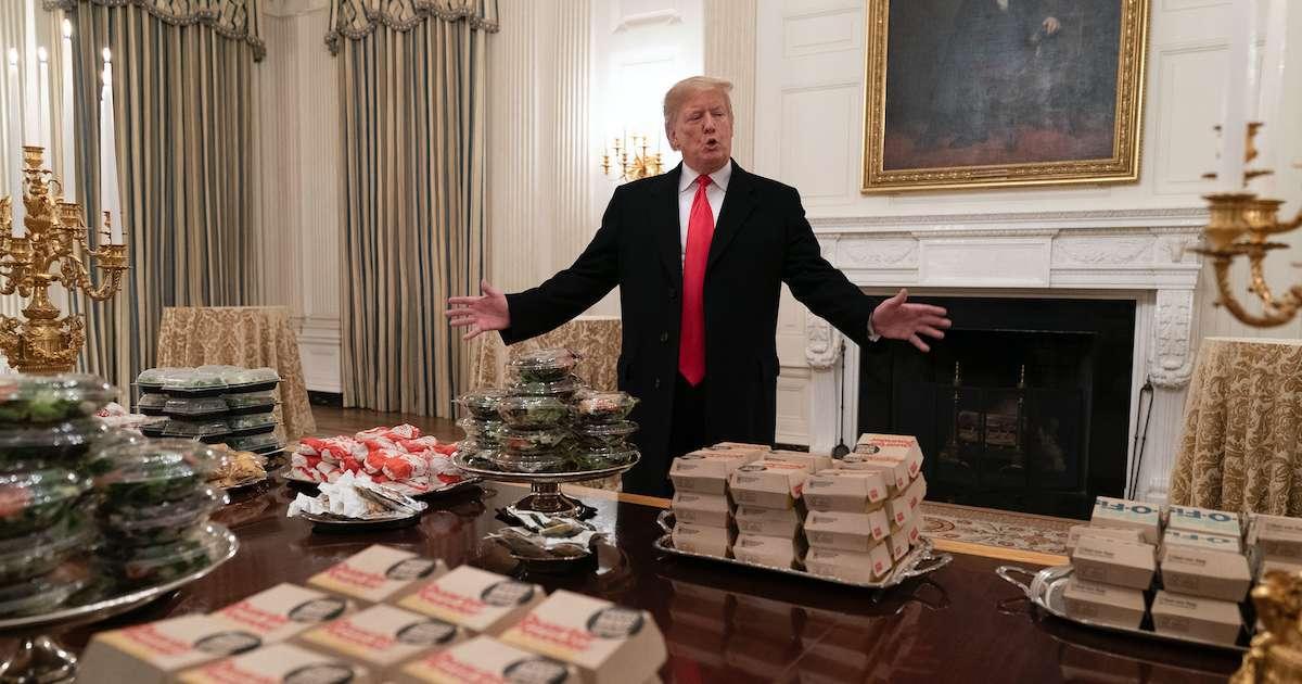 Donald-Trump-Fast-Food