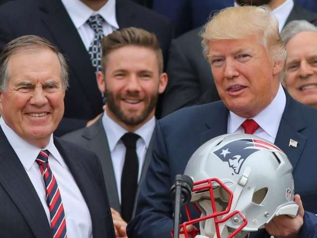 Donald Trump Plans to Award Presidential Medal of Freedom to Bill Belichick