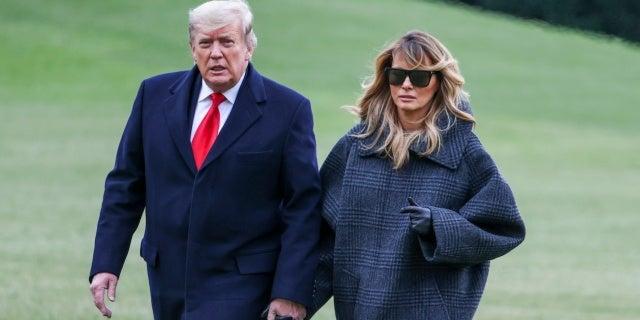 donald-trump-wife-melania-getty