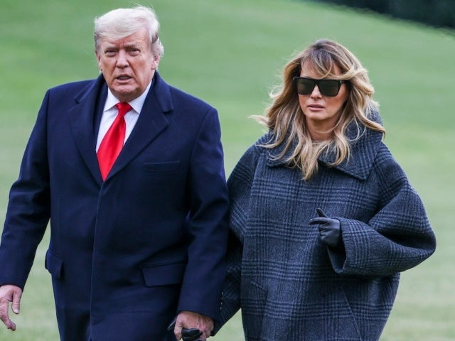 Donald Trump's Twitter Ban Sparks Jokes About Melania Trump's Account and Potential Takeover