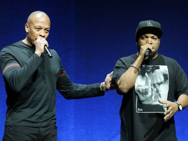 Ice Cube Speaks out on Dr. Dre's Hospitalization, Asks Fans for Prayers
