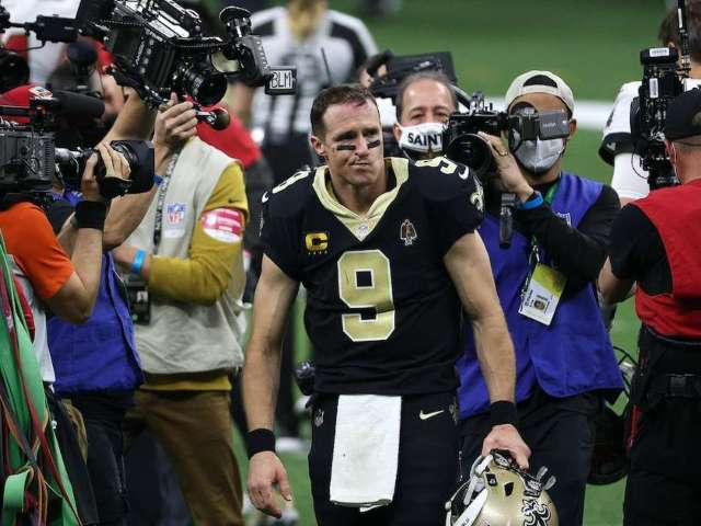 Drew Brees: Saints Have Not Heard From QB About Potential Retirement