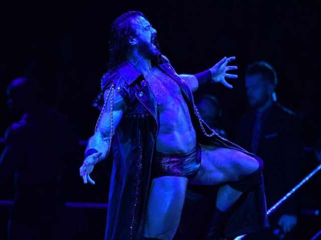 Drew McIntyre, WWE Champion, Tests Positive for COVID-19
