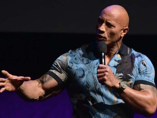 Dwayne 'The Rock' Johnson Unveils 'Young Rock' Trailer a Day After Dad's Death Anniversary