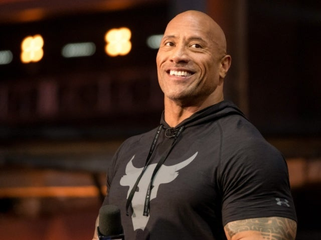 Dwayne 'The Rock' Johnson Shares Photo of Daughter Tia Peeing on His New Sneakers: 'When They Gotta Go They Gotta Go'