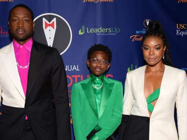Dwyane Wade's Kids Mortified by His Nude Birthday Photo With Gabrielle Union