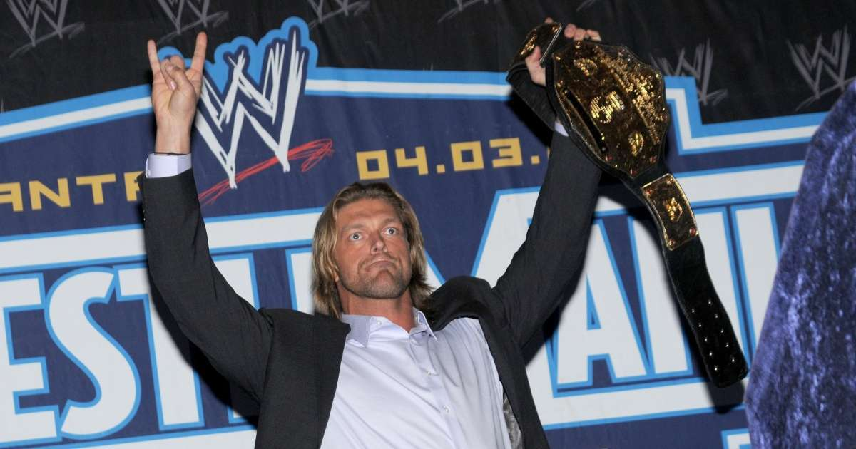 Edge return WWE Sunday Royal Rumble